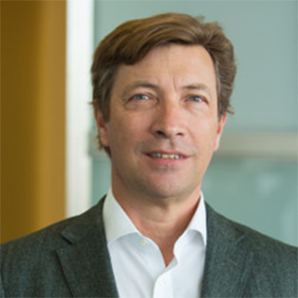 Image of Hervé Hoppenot, Incyte Corporation's Chairman, President and Chief Executive Officer