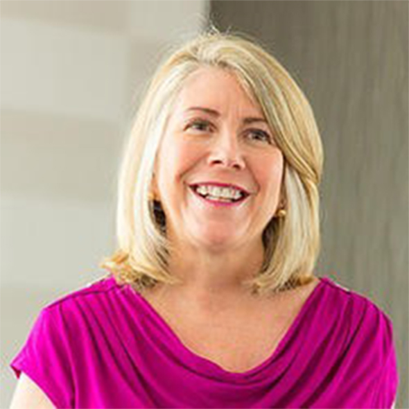 Image of Paula J. Swain, Incyte Corporation's Executive Vice President, Human Resources