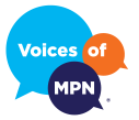 Voices of MPN Logo