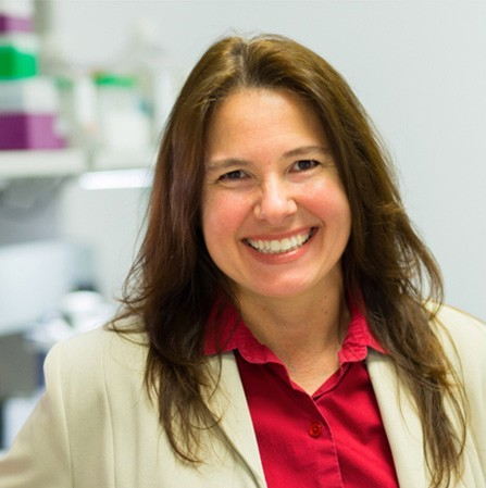 Image of Incyte team member Darlise DiMatte, Sr. Research Scientist, Applied Technology